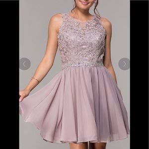 Prom Girl Homecoming Dress